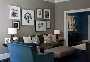 gray velvet sofa contemporary living room kendall wilkinson design
