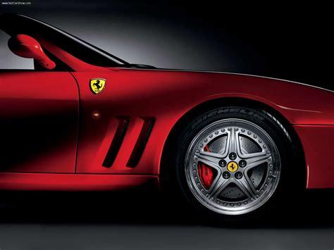 Ferrari 550 Barchetta Pininfarina (2001) - picture 11 of ...
