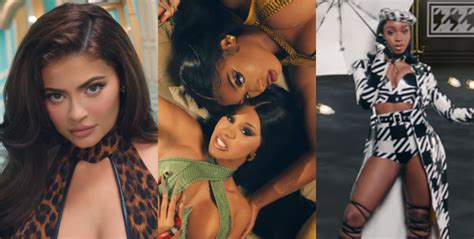 Kylie Jenner, Normani, & More Star in Cardi B & Megan Thee ...