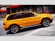 BMW X5 E53 v13 for GTA 4