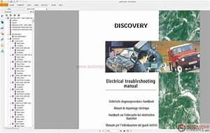Land Rover Discovery I 1997 Electrical Wiring Diagram