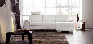 Home collection sofas leather aaron for Sectional sofas aarons