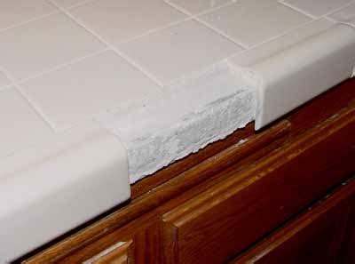 kitchen tile repair how to repair a ceramic tile countertop 3280