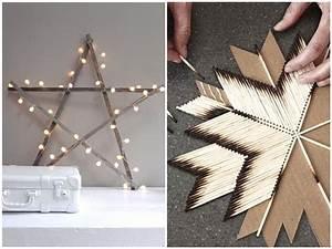 Deco Noel A Faire Soi Meme : deco de noel en bois idees de dcoration avec deco de noel ~ Melissatoandfro.com Idées de Décoration