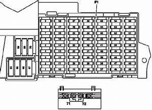 kia spectra engine compartment fuse box block circuit With c230 fuse box