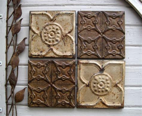 Trends Decorative Interior Tin Wall Tiles