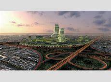 King Abdullah Economic City المرسال