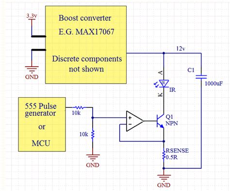 Amp Constant Current Opamp Circuit Issues