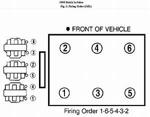 Where Can I See A Spark Plug Wiring Diagram For A 95 Buick Lesabre