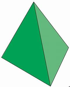Triangular Based Pyramid Facts For Kids | DK Find Out