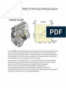 Peugeot Engine Diagram