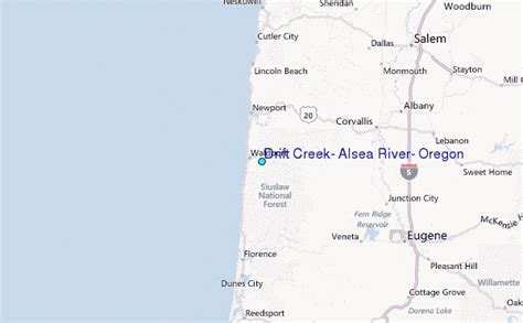 tide tables yachats oregon drift creek alsea river oregon tide station location guide