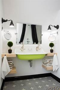 Photos of stunning bathroom sinks countertops and for Diy bathroom sink ideas