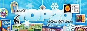 Top 20 Educational Gifts for the Holiday Season Steve