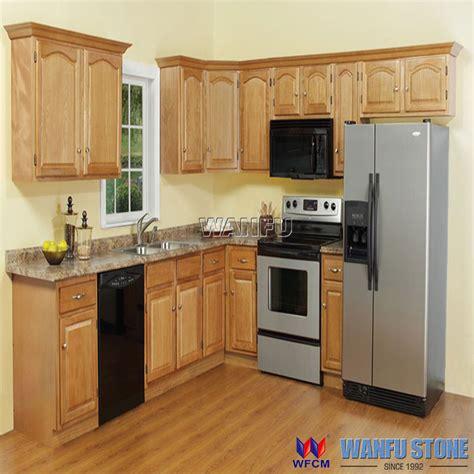 cuisine bu armoire de cuisine en bois foncé wraste com
