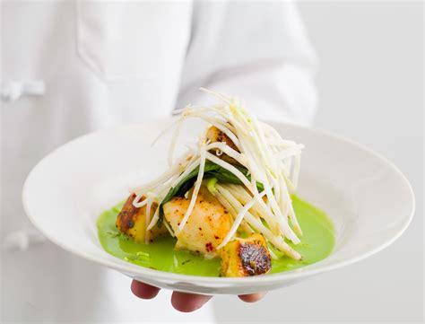 cuisine grand chef des assiettes de chef dressage les astuces d un grand