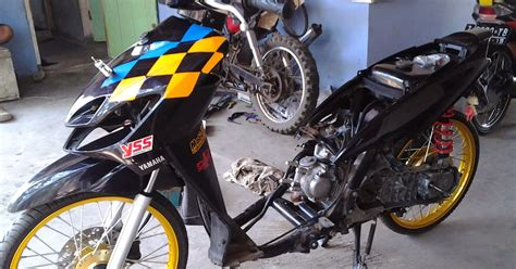 Mio Sporty Bore Up 150cc by Otomotif Line 46 Bore Up Mio 150cc Paket Murah