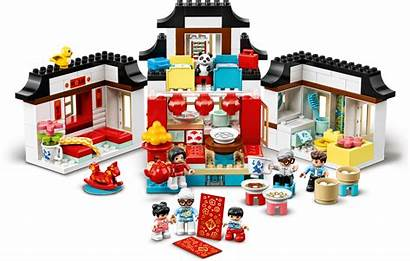 Lego Happy Duplo Chinese Sets Childhood Moments