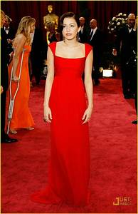 Full Sized Photo of miley cyrus oscars 2008 05 | Photo ...
