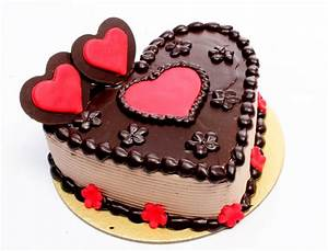 Buy Best Chocolate Valentines Day Cake Online In Lucknow