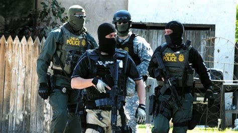 the dea is top dealer in us and atf is top gun