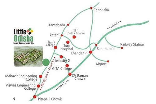 Odisha district map, district map of orissa.