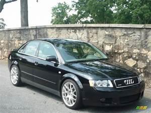 Audi A4 2003 : 2003 brilliant black audi a4 3 0 quattro sedan 31204170 car color galleries ~ Medecine-chirurgie-esthetiques.com Avis de Voitures
