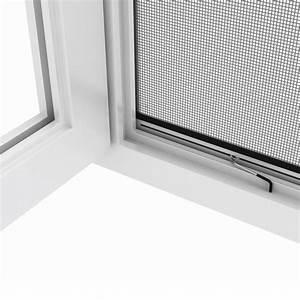 Fliegen Im Fensterrahmen : insektenschutz t r fenster rahmen alu moskitonetz fliegengitter m ckenschutz ~ Buech-reservation.com Haus und Dekorationen