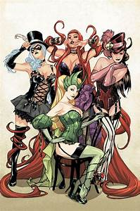The, Top, 5, Females, In, Marvel, Comics