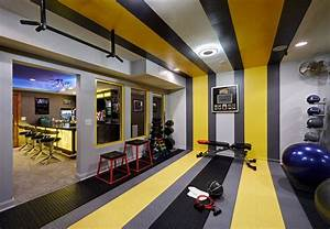 Art Of Designing Gym Interiors - Bored Art