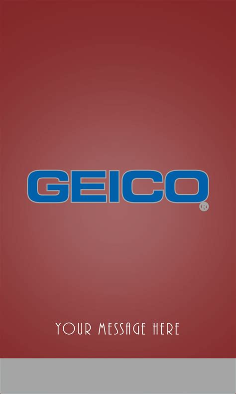 geico pay by phone geico business card design 203053