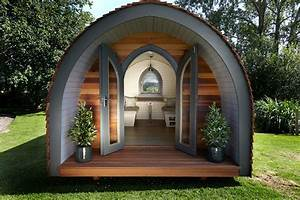 Garden Hideouts Retreat Pod - Eclectic - Garden Shed and