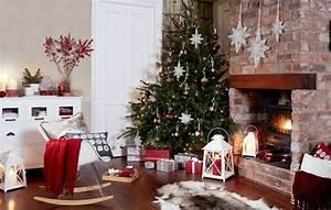 Wohnung Weihnachtlich Dekorieren : der christbaum ein richtiger hingucker in jedem zuhause zu weihnachten ~ Buech-reservation.com Haus und Dekorationen