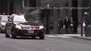 Undercover Police Car Responding Nypd Unmarked Chevy