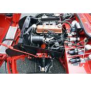 1964 Triumph Spitfire MK1 Image Chassis Number FC23283 L