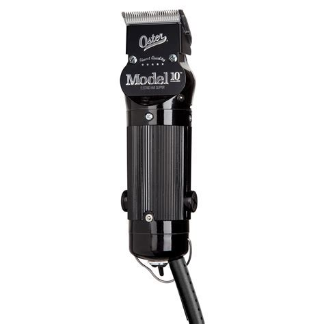 Oster® Model 10? Heavy Duty Detachable Blade Clipper with