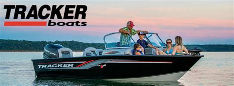 Bass Tracker Boats Website by Tracker Boats The Great Outdoors Marine