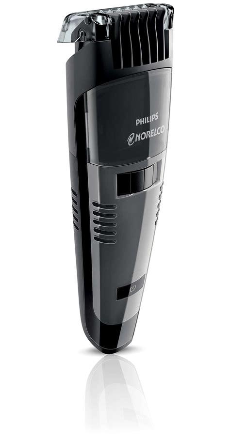beardtrimmer vacuum beard trimmer series qt norelco