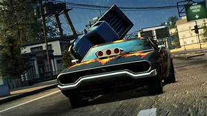 Burnout Paradise Remastered Announced With Brilliant 4K