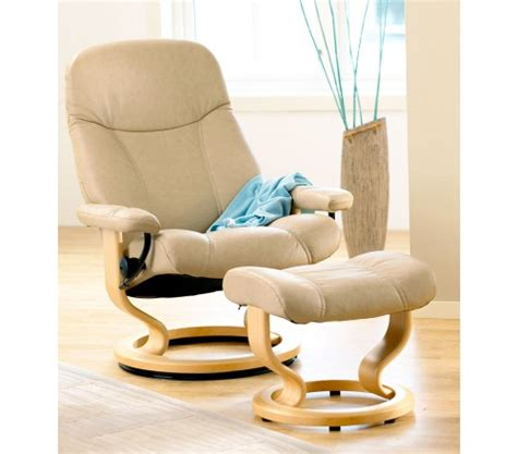 stressless consul small recliner ottoman from 1 695 00
