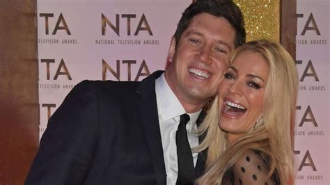Tess Daly shares unseen photo of romantic vow renewal to ...