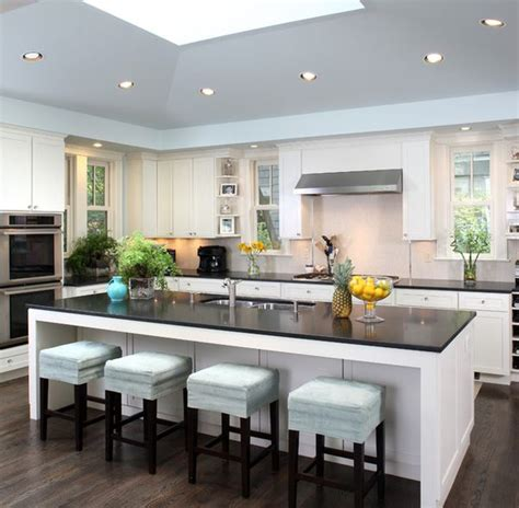 kitchen island contemporary 37 multifunctional kitchen islands with seating