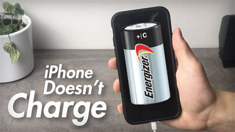 why iphone wont charge iphone won t charge and it s not the charger