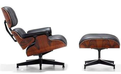 Charles Eames by Eames 174 Lounge Chair Ottoman Hivemodern