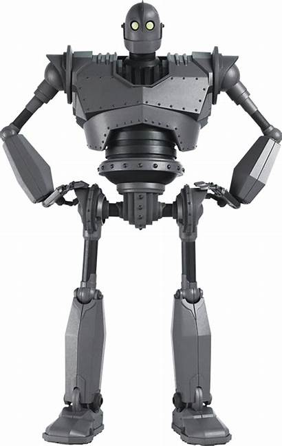 Iron Giant Figure Deluxe Clipart Collectible Talking