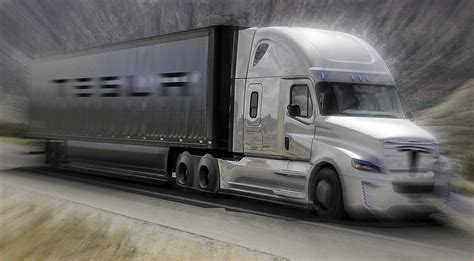 Tesla Plans To Sell Trucks