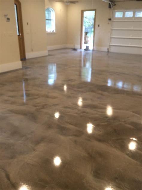 Epoxy Garage Flooring by A 3d Epoxy Metallic Floor Step By Step Floor Epoxy
