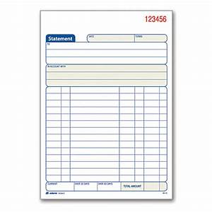 Download adams invoice book rabitahnet for Invoice book office depot