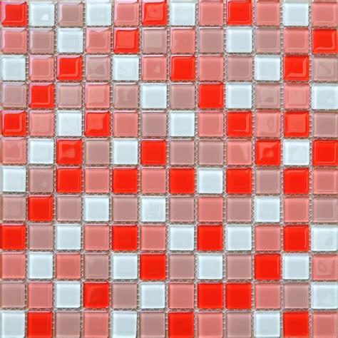 glass mosaic tile sheet wall stickers kitchen
