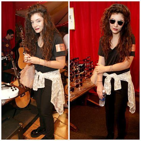 Lorde Rockstar Curly Hair   Women Hairstyles